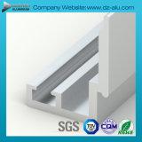 Profil en aluminium populaire de l'Afrique du Sud pour la porte de guichet