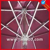 Подгонянный напольный выдвиженческий зонтик с логосом