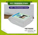使い捨て可能で柔らかく高い吸収ペット子犬のトレーニングのパッド