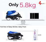 Gute China-Baby-Spaziergänger-Fertigung-neue hohe Landschaft und faltbarer Babypram-/Baby-Spaziergänger 3 in 1