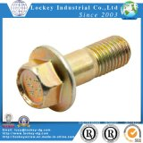 Hex Bolt Hex Screw Flange Screw Flange Bolt HDG