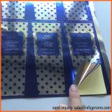 カスタムビニールのペーパー製品のラベルのステッカー