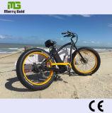 Bici elettrica della gomma 48V 500W Samsung delle cellule della batteria grassa del Li