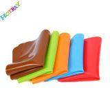 Multi-Utilizar la estera de la hornada del caucho de silicón de la categoría alimenticia