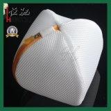 Saco relativo à promoção da lavanderia do engranzamento do sutiã do agregado familiar do poliéster