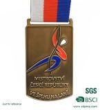 Medalha do esporte da escola do elevado valor para a lembrança