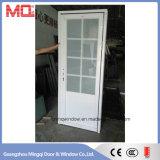 Precio de aluminio externo de la puerta del marco de Guangzhou