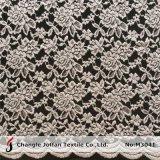 2015 высокое качество Nylon Cotton Lace Fabric для Garment (M3041)