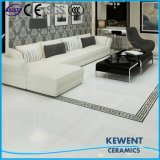 Azulejo de suelo Polished vitrificado carrocería blanca estupenda de azulejo de la porcelana del azulejo del material de construcción media