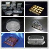 Pacotes de bolhas automáticos / Bandeja de plástico / Embalagem termoformada / Cartões de bolha / Embalagem de alimentos Máquina de formação térmica de vácuo