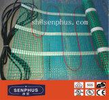 Sob o sistema das esteiras do aquecimento da telha com VDE 160W por o medidor quadrado