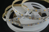 a luz de tira flexível do diodo emissor de luz SMD5050 de 14.4W/M com Ce Certificated