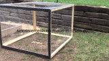 rede de fio sextavada galvanizada 60*80mm do ferro