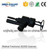 Medizinischer Galvo-Scanner Js1550 für das Haut-Festziehen und Knicken-Abbau