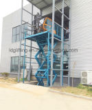 Stationär Scissor hydraulisches Waren-Höhenruder (SJG5-5)