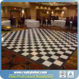 PVC et plancher en bois de PVC de Dance Floor pour des prix portatifs de Dance Floor de danse