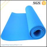 Étiquette faite sur commande de couvre-tapis de yoga de bande de qualité