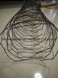 Engranzamento de fio preto da galinha do PVC de Sailin
