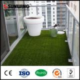 Sunwing jardín decoración 30 mm hierba sintética alfombra césped
