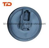 O tensor dianteiro para a estrutura da máquina escavadora parte Doosan Dx55, Dx140, Dx180, Dx225 para séries do OEM da construção