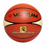無比の耐摩耗性の綿によって包まれるバスケットボール