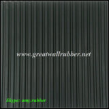 Folha de borracha com nervuras Gw3014 do Grande Muralha da fábrica de China
