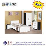 Деревянная мебель спальни меламина одиночной кровати от Китая (SH041#)