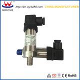 Sensor da pressão hidráulica do ar da água do aço inoxidável de baixo custo de China 4-20mA
