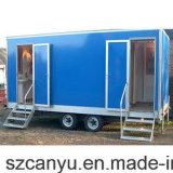 Toalete móvel do estilo novo para a atração/parque