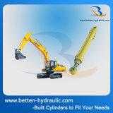 Cilindro hidráulico do braço da máquina escavadora de 50 toneladas