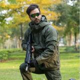 a-TacsのFgのAu羊毛が付いている軍G8 EcwcsのParkaのジャケット