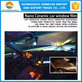 Spitzenwärme-Rückweisung-Nano keramischer dekorativer Fenster-Film-Solarfilm für Auto