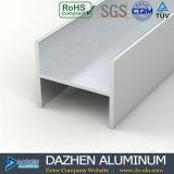 Perfil de aluminio para el color modificado para requisitos particulares puerta filipina de la ventana