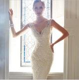 2016 Последние образцы Maxi Длина Свадебное платье