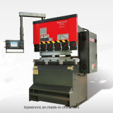 Tipo regulador de Underdriver de Nc9 con el &plusmn del PLC de Keyence; dobladora plateada de metal de la alta exactitud de 0.01m m