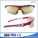 Пластмасса способа солнечных очков верхнего сбывания задействуя резвится Eyewear