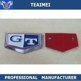 GT車のロゴのバッジのABSプラスチック車のバッジの紋章