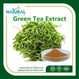 Polifenolo 50%-98% dell'estratto del tè verde