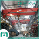 Tipo resistente gru di Qdy della macchina della siviera della trave del doppio 100 tonnellate