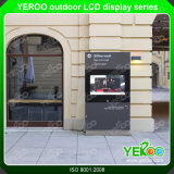 LCDはLCD表示を広告する全天候用屋外のテレビを監察する