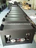"Kf760 Dual 12 ""High Power Water-Proof Line Array, PRO alto-falante"