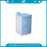 AG-Bc005e het Ziekenhuis naast Bed met Één Kast wordt gebruikt gebruikte Plastic Kabinetten dat
