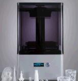 Imprimante de bureau de la résine 3D de cire de précision de l'usine 0.1mm pour le dentiste