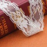 Merletto d'abbigliamento all'ingrosso 3cm del testo fisso del merletto del tessuto del merletto della Doubai