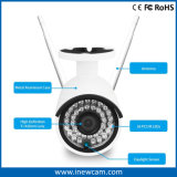 CMOS 4MP CCTV Security Infrared IP Bullet Camera para exterior