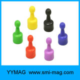 Thumbtackの磁気ピン透過ピン磁石(任意カラー)