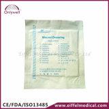 Preparación disponible médica de la compresa de la herida de los primeros auxilios de Steriled