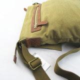 Segeltuch-Schulter-Beutel der Männer