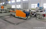 Linha de produção macia do granulador do estágio do PVC dois