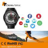 SIM+GPS+3G+WiFi+GPRS+1g Slimme Kern 5.1 Dubbele cpu Bluetooth van de Steun van het Horloge K12 Androïde